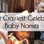 12 Craziest Celebrity Baby Names That Will Shock You